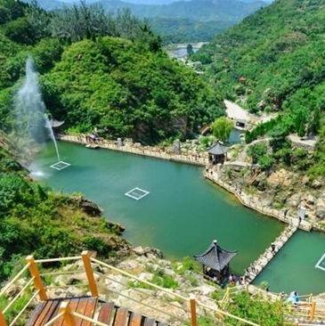 济南龙门山景区