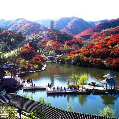 济南红叶谷景区
